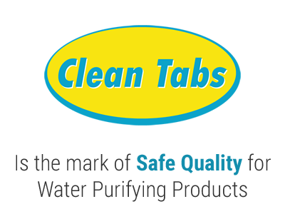 Is the mark of Safe Quality for Water Purifying Products